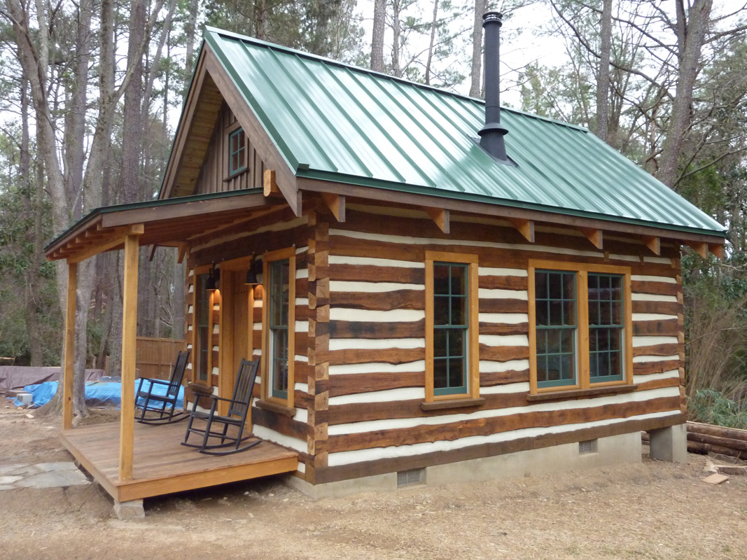 Small cabins to build yourself joy studio design gallery for 5 structural types of log homes